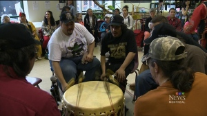 CTV Montreal: Powwow singers with a passion