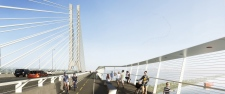 Design for Champlain bridge replacement