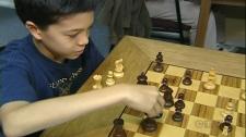 National chess champion Olivier-Kenta Chiku-Ratte