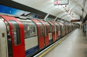 The London Tube on Sept. 16, 2014. (©Philip Lange/Shutterstock.com)