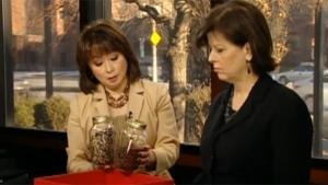 Montreal Gazette food writer Susan Semenak offers tips on healthy eating. (Jan. 19, 2012)