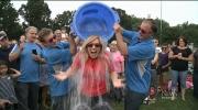 CTV Montreal: Lori Graham's ice bucket challenge