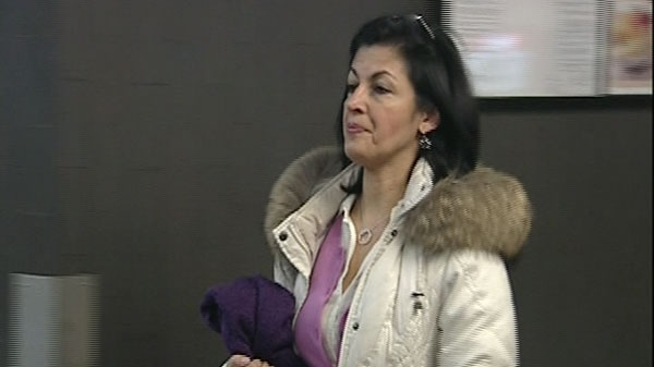 Mitra Javanmardi is on trail for manslaughter related to treatment she allegedly gave 84-year-old Roger Matern in 2008.