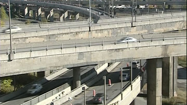 Prepatory work will continue on the Turcot interchange this summer.