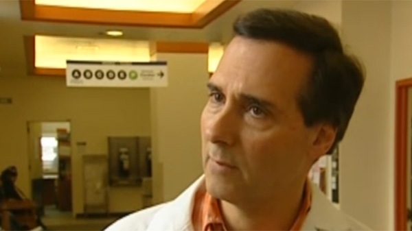 Dr. Alan Barkun, a gastroenterologist at the MUHC, says the delays are temporary.