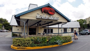 A Red Lobster restaurant in Hialeah, Fla., Thursday, Sept. 6, 2012. (AP / Alan Diaz, File)