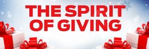 spirit of giving 100