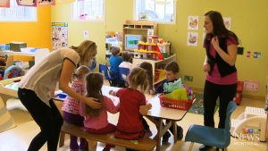 CTV Montreal: Many upset by daycare change