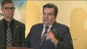 CTV Montreal: Mayors appear at pipeline hearing