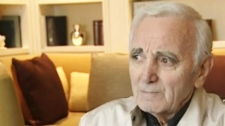 Charles Aznavour, 87, will be singing his timeless classics this week in Montreal.
