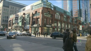 CTV Montreal: Retailer Mexx files for bankruptcy