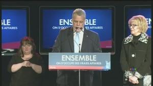 CTV Montreal: Quebec politics in 2014