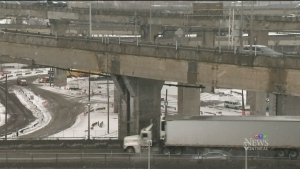 CTV Montreal: New Turcot should be fraud free