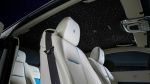 The 'stargazer headliner' is a feature in the new Rolls-Royce collection. (Rolls-Royce Motor Cars / Relaxnews)