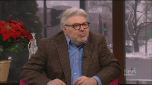 CTV Montreal: Donald Cuccioletta on the U.S. year