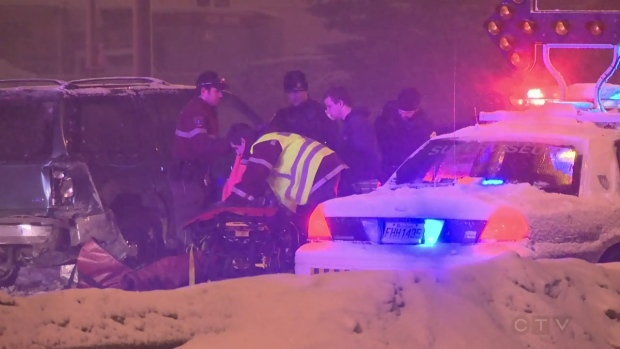 Teens crash stolen car after police chase - CTV News