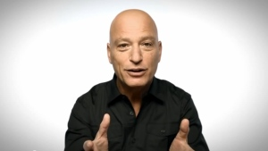 Comedian Howie Mandel opens up about his OCD, and how he found strength in speaking about it.