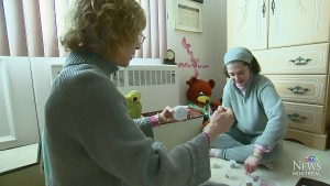 CTV Montreal: Special needs homes hard to find