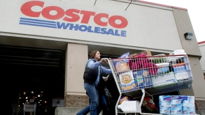 Costco is among the companies being targeted for a name that is too English