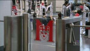 CTV Montreal: Women-only workouts at McGill