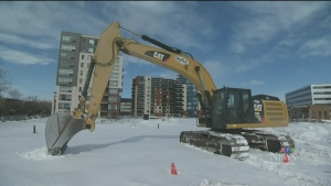 CTV Montreal: Owners still waiting for green space