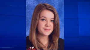 Elizabeth McCarten, 16, left her home March 14 and hasn't returned. Police believe she may be in the St. Laurent borough.