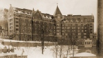 The Royal Victoria Hospital. Photo copyright McGill University Archives. Used with permission.