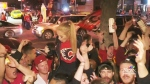 CTV Vancouver: Flames, Canucks fans warned
