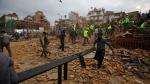 Magnitude-7.9 quake strikes Nepal