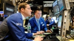 Traders on the floor of the New York Stock Exchange in New York, on May 6, 2010. (AP / Henny Ray Abrams)