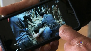 CTV Montreal: Social media acts as link to Nepal