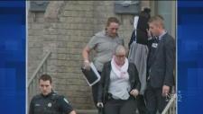 Terrorism arrests Montreal