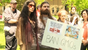 CTV National News: March Against Monsanto