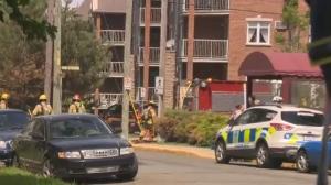 La Belle Epoque seniors' home in La Prairie was evacuated due to carbon monoxide concerns.