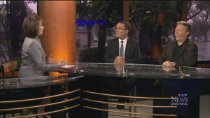 CTV Montreal: Political panel on PKP conflicts