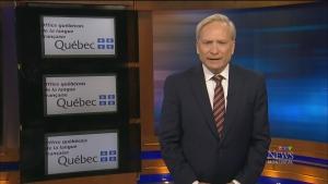 CTV Montreal: Postscript: Overzealous language cop