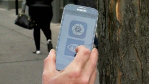 CTV Montreal: New app shares parking credit