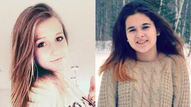 FOUND Police Search For Girls Who Went Missing From