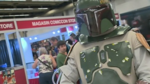 CTV Montreal: Comic-con swoops in