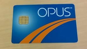 Opus card