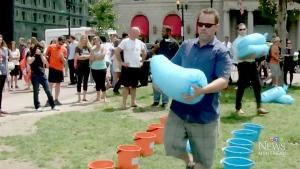 CTV Montreal: Return of the ice bucket challenge