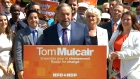 LIVE NOW: Thomas Mulcair campaigns in Montreal