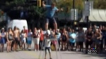 CTV Vancouver: Did busker go too far?