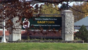 A Canadian Armed Forces reserve soldier died on Tuesday during a training exercise at 5th Canadian Division Support Base Gagetown.