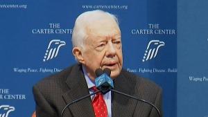 Jimmy Carter talks cancer diagnosis, will undergo