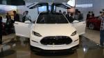 Tesla Model X (NAIAS)