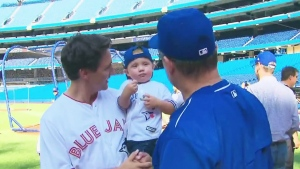 CTV Toronto: Jays fever hits the Election campaign