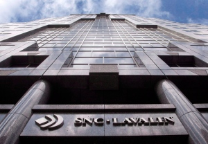 The offices of SNC-Lavalin are seen in Montreal in this file photo from March 26, 2012.  (Ryan Remiorz/THE CANADIAN PRESS)