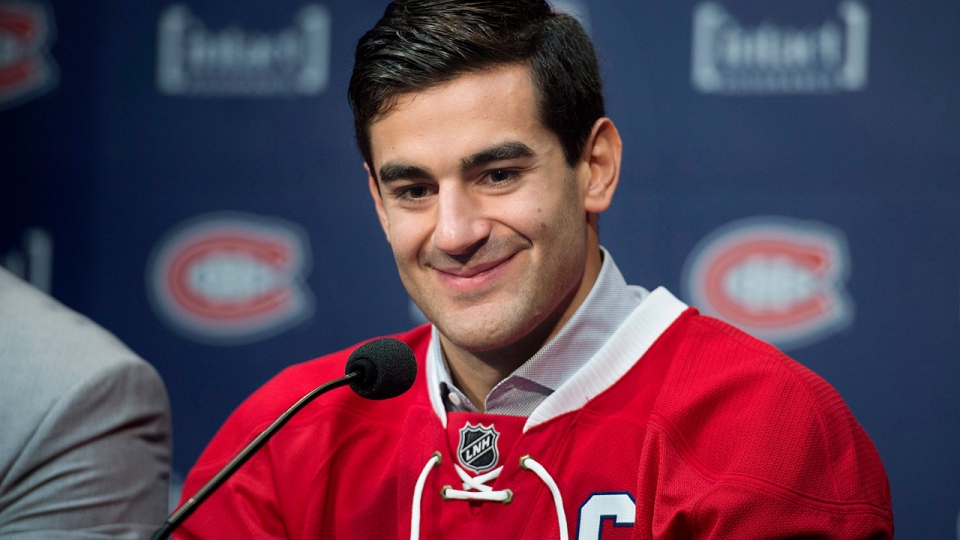 Canadiens name Max Pacioretty new captain