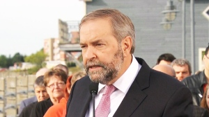 CTV Montreal: Unity supporters on Mulcair